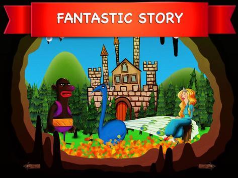 Kids Book and Games: Keloglan apk screenshot