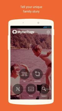 MyHeritage - Family Tree apk screenshot