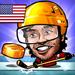 Puppet Ice Hockey: Pond Head APK
