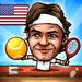 Puppet Tennis-Forehand topspin APK