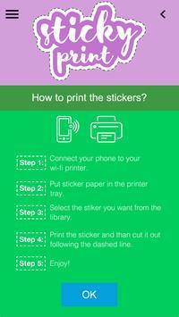 Sticky Print apk screenshot