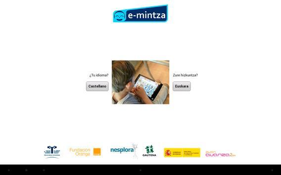 e-Mintza poster