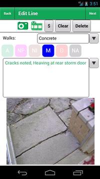 Palm-Tech Inspection Software apk screenshot