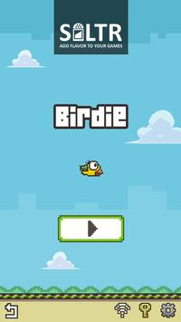 SALTR Birdie poster