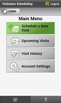 GTL - Schedule Visits (1 of 2) apk screenshot