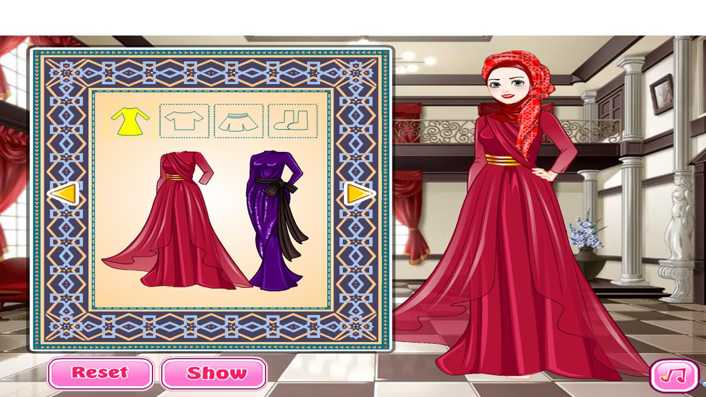 Download game dress up hijab for women