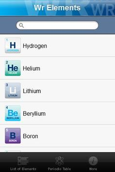 WR Elements apk screenshot