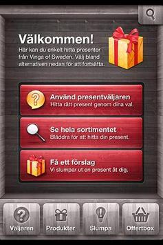 Vinga of Sweden poster