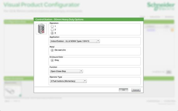 Control Stations Configurator apk screenshot