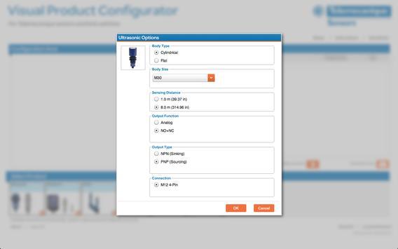 Sensors Visual Configurator apk screenshot