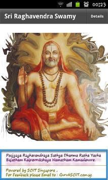 Sri Guru Raghavendra Swamy poster