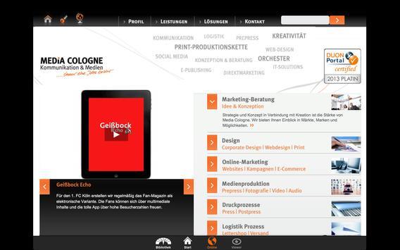 Media Cologne apk screenshot