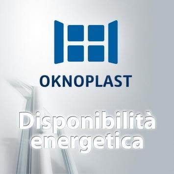 OKNOPLAST Energetica poster