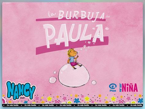 La Burbuja de Paula poster