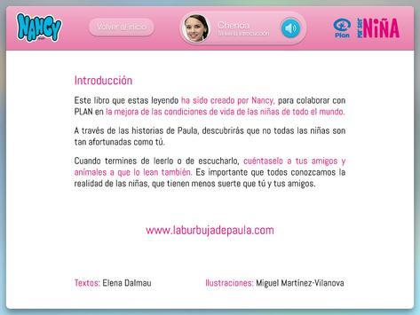La Burbuja de Paula apk screenshot