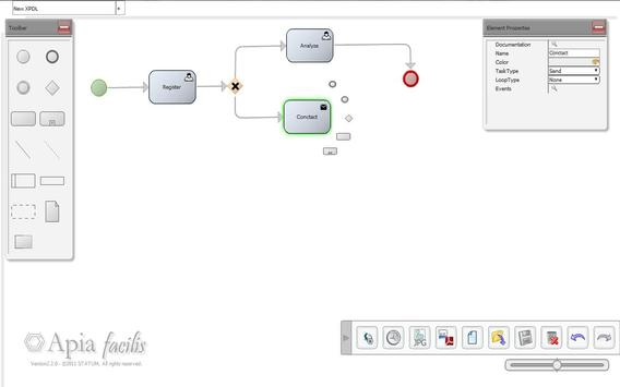 BPMN Facilis apk screenshot