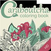 Caraboutcha, coloring icon