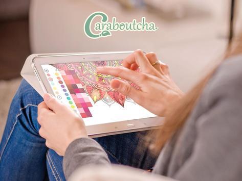 Caraboutcha, coloring apk screenshot