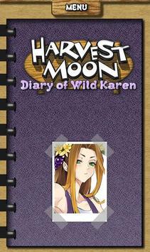 Harvest moon: Karen's Diary apk screenshot