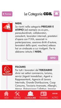 Cgil Piemonte apk screenshot