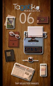 Tagetik Magazine poster