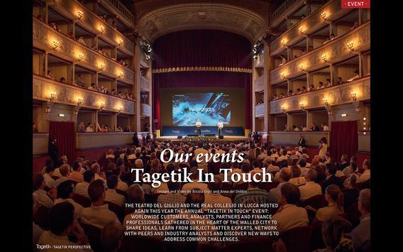 Tagetik Magazine apk screenshot
