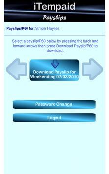 iTempaid Payslips apk screenshot