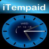 iTempaid Timesheets icon