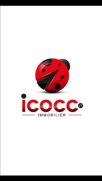 ICOCC Immobilier poster