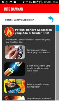 Info Damkar Jakarta apk screenshot