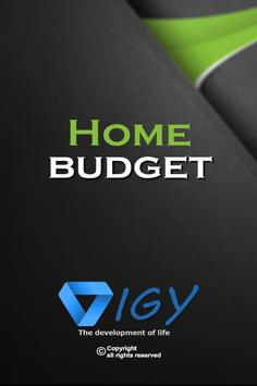 Budget wallet apk screenshot