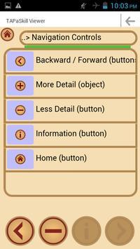 TAPaSkill Manager apk screenshot