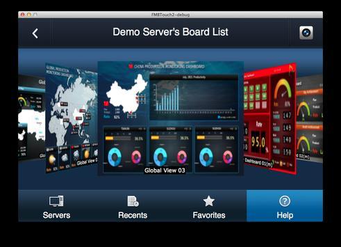 FMB Touch 2 apk screenshot