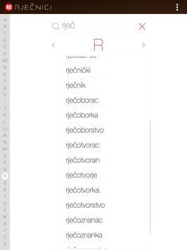 Rječnici apk screenshot