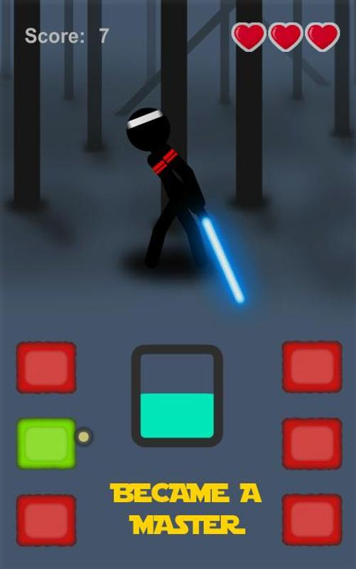 Stickman And Lightsaber Apk Download Free Action Game For Android