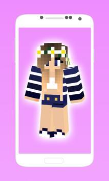 girl skins super pretty apk screenshot