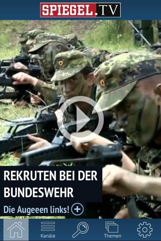 Spiegel tv apk baixar gr tis entretenimento aplicativo for Youtube spiegel tv