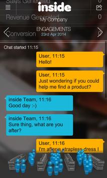 inside - LIVE website monitor apk screenshot