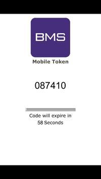 BMS Token apk screenshot