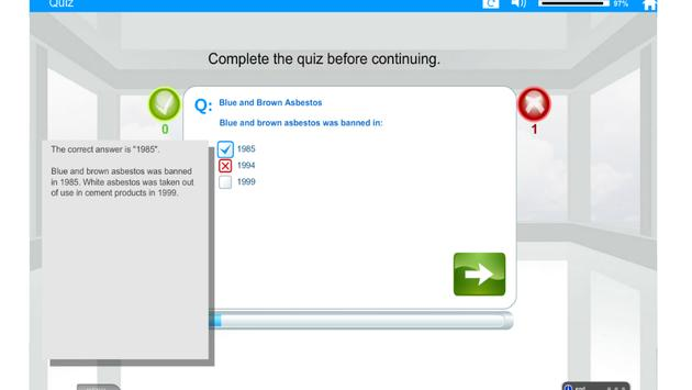 Safeguarding Children Learning apk screenshot