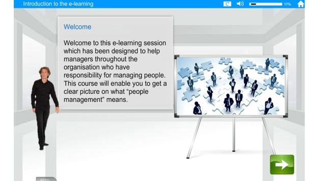 People Management e-Learning apk screenshot
