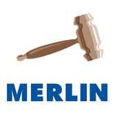 Merlin LiveBid icon