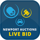 Newport Auctions LiveBid icon