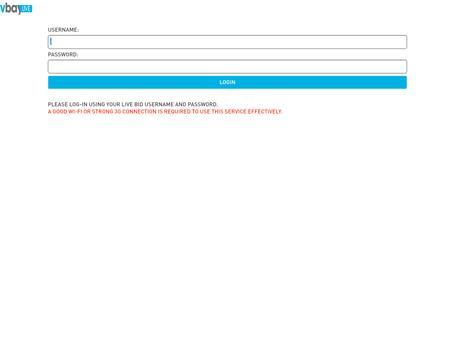 vbayLIVE apk screenshot