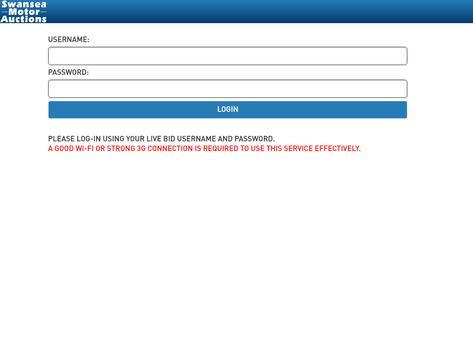 SMVA LiveBid apk screenshot