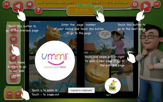 Rakan Sejati UMMI Ep03 HD apk screenshot