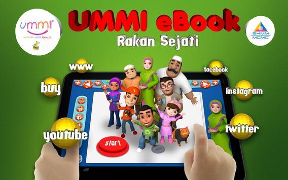 Rakan Sejati UMMI Ep03 HD poster
