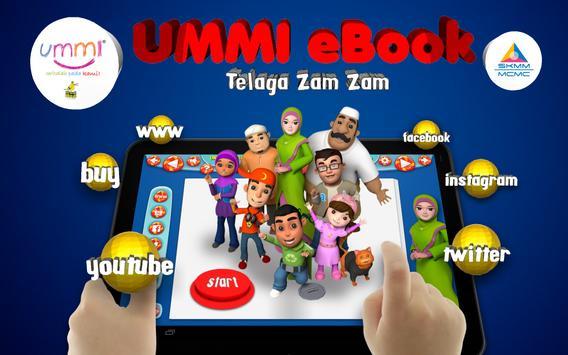 Telaga Zam Zam UMMI Ep9 HD poster