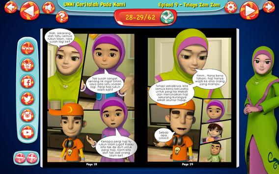 Telaga Zam Zam UMMI Ep9 HD apk screenshot
