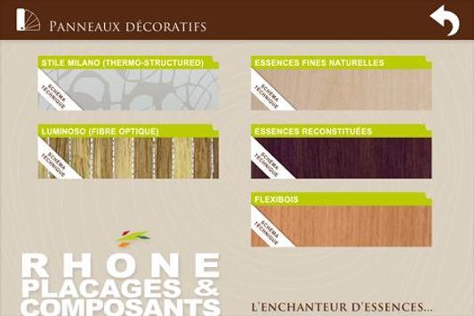 Rhône Placages apk screenshot